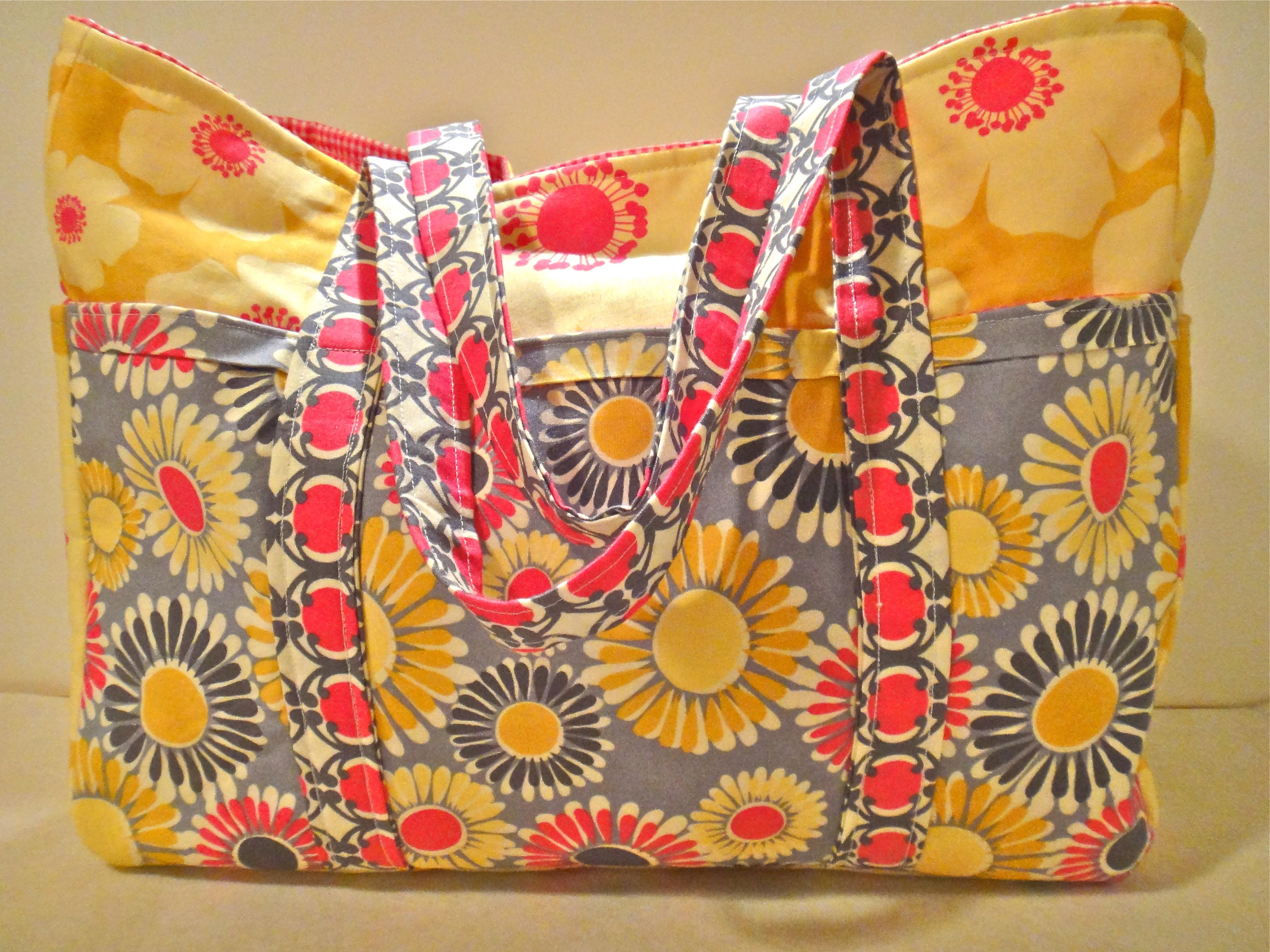 Free Crochet Baby Bag Patterns