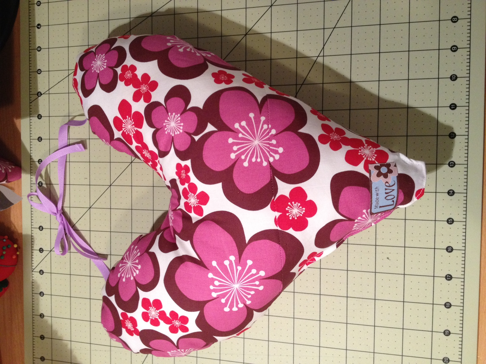 Echo Quilt Progress, Heart Pillows for Mastectomy Patients, Final ... : quilt patterns for cancer patients - Adamdwight.com